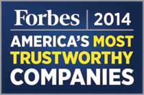 A Forbes Most Trustworthy Company